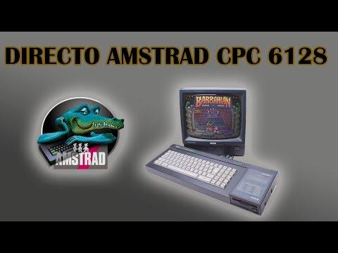 Directo Amstrad CPC 6128