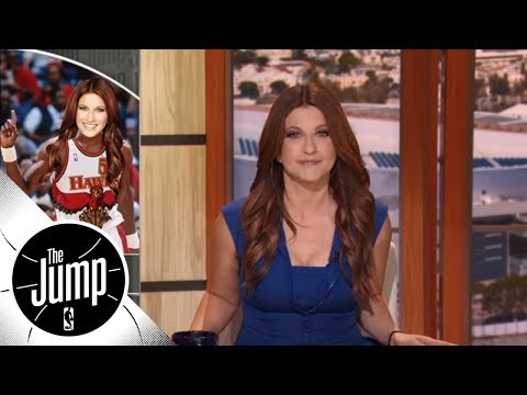 Rachel Nichols: No such thing as 'offseason' in NBA  The Jump  ESPN