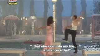Pehla Pehla Pyar Hai (Eng Sub) [Full Video Song] (HD) With Lyrics - Hum Aapke Hain Kaun