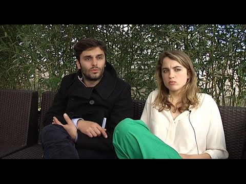 Adèle Haenel, Pio Marmai - Interview (Alyah)