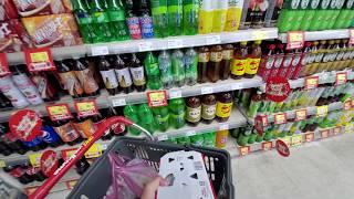 買了218元|一個人買逛頂好超市買青菜!...真的!