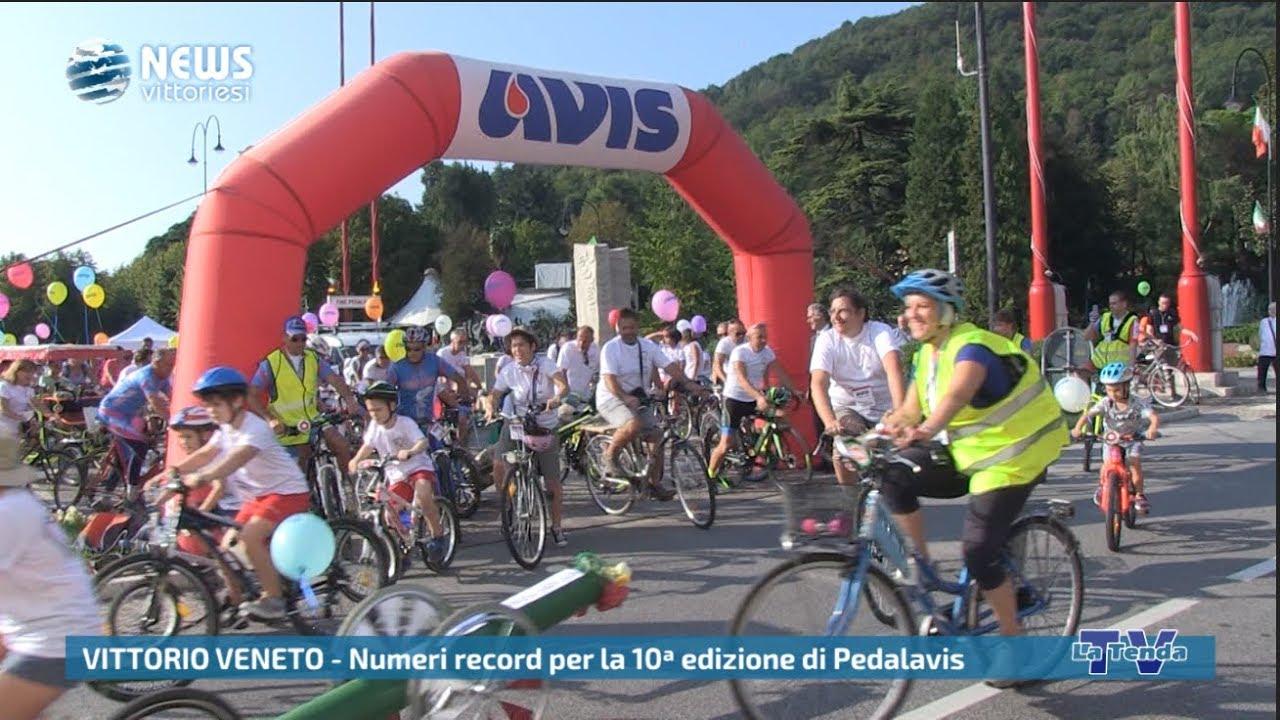 News vittoriesi - Numeri record per la 10ª edizione di Pedalavis