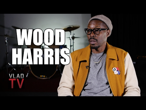 Wood Harris on Growing Up in Chicago, Effects of Crack Era vs. Today's Drugs