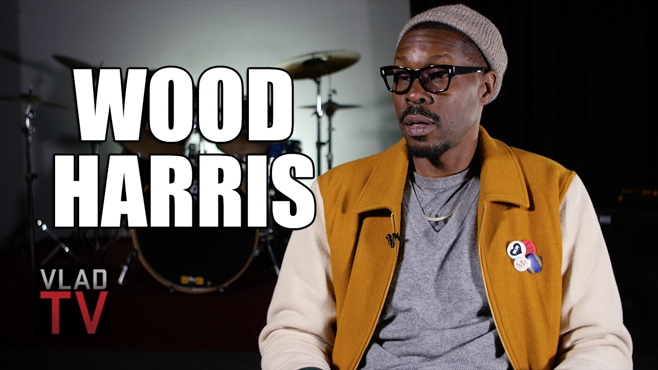 Actor Wood Harris on Growing Up in Chicago, Effects of Crack Era vs. Today's Drugs