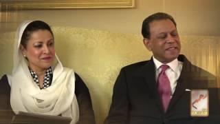 Gen. Pervez Musharraf on Meeting Sheikh Nazim Al-Haqqani
