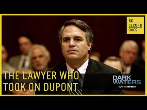 The Lawyer Who Took on DuPont | DARK WATERS // 60 Second Docs