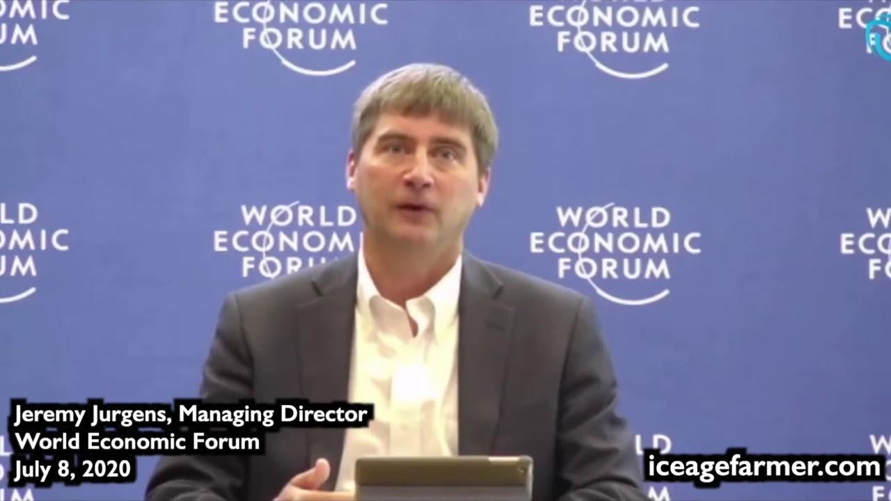 WEF: Next Crisis More Impactful than COVID19 - Jeremy Jurgens - YouTube