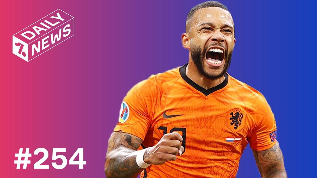 Niederlande schon Gruppensieger! Klostermann verletzt!