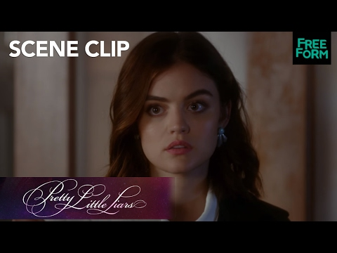 Pretty Little Liars   Season 7, Episode 11: Can't Stop Playing The Game   Freeform