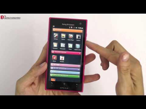 Sony Xperia Acro HD: Đập hộp và đánh giá tổng quan