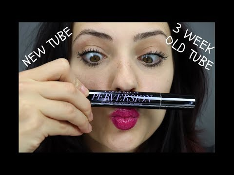 Review on Urban Decay Perversion Mascara