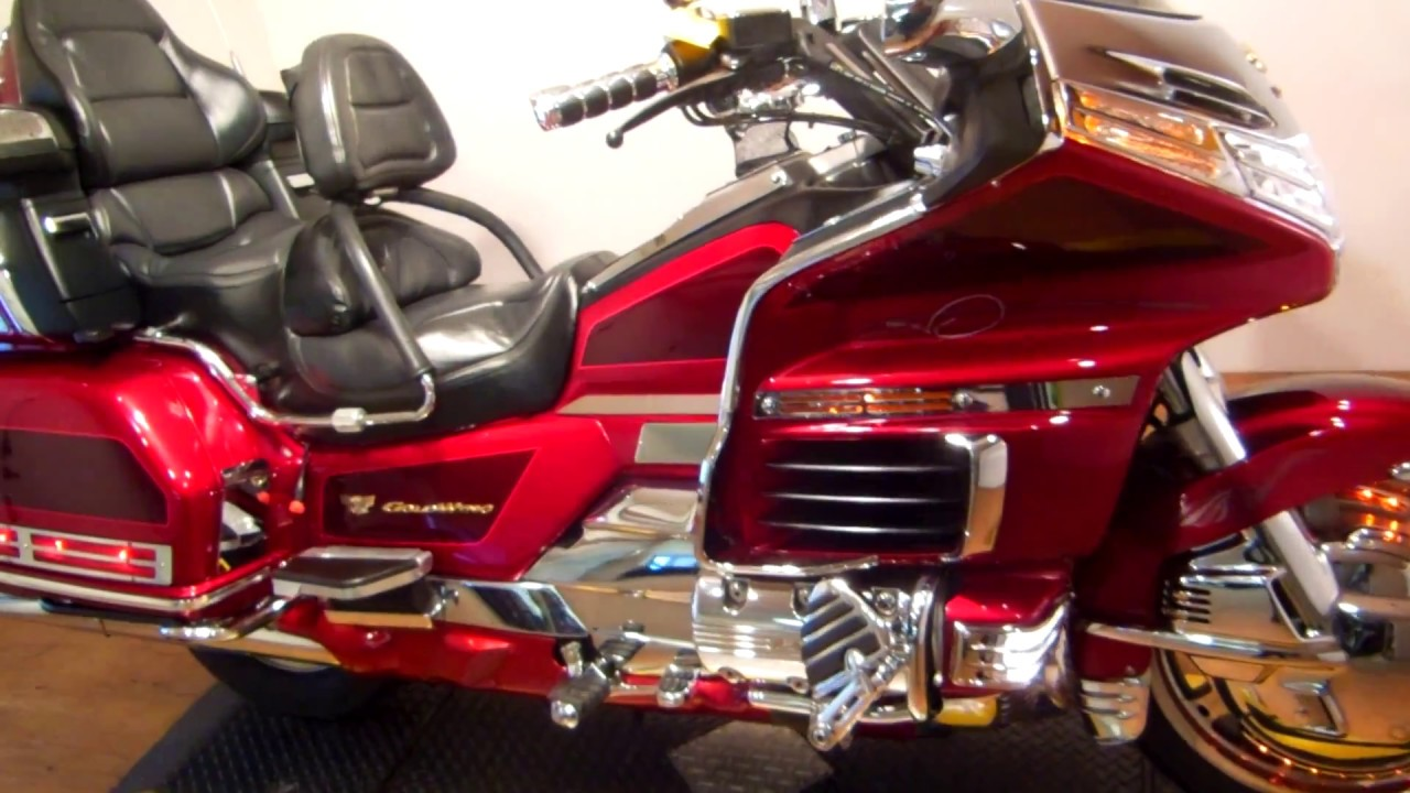 2000 Honda Gl1500se Goldwing For Sale At Monster Powersports Youtube