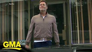 Tom Brady backlash after Netflix cameo   GMA Video