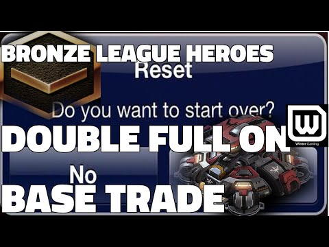 BRONZE LEAGUE HEROES #21 - THE RESET BUTTON - salvage v Schoolage