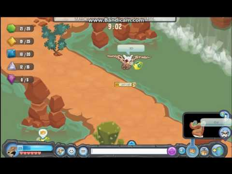 AnimalJam Eagle Adventure W/ My Fan And Other Ppl!