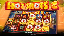 HOT SHOTS 2 (ISOFTBET) ONLINE SLOT
