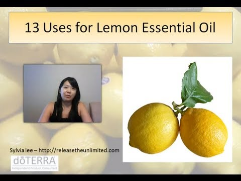 13 lemon essential oil uses benefits - Check out these lemoney uses