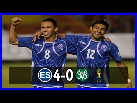 El Salvador [4] vs Suriname [0] FULL GAME: 11.15.2011 : WCQ2014