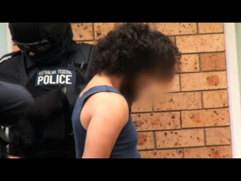 Australian Police Charge Five Over Terror Plot