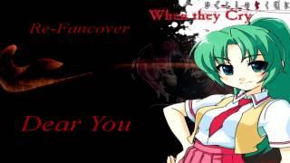♦ Higurashi - Dear You - (Re-)Fancover ♫