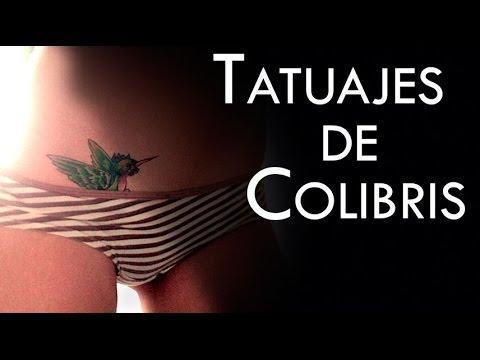 Tatuajes de Colibris y su sigificado