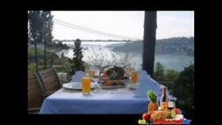 Mihribat Korusu,bogazdaki restaurantlar