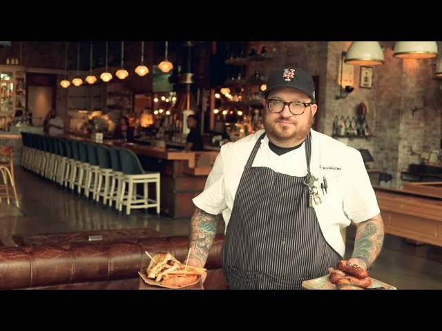 Hearthstone - Chef Lee Davidson