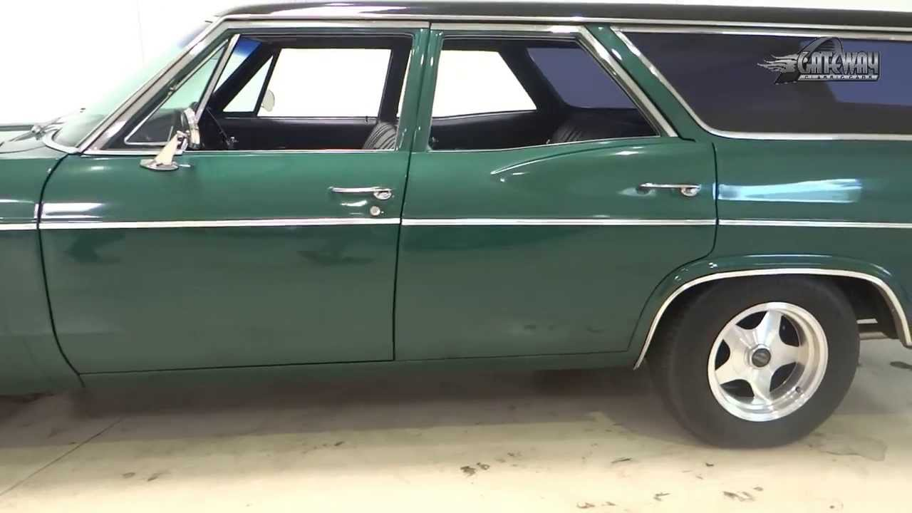 1966 Chevrolet Impala Wagon for Sale - YouTube
