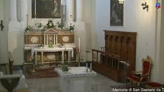 Memoria di San Gaetano da Thiene 07/08/2020