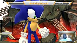 Let's go on a Sonic adventure with Darkking in Sonic Generations ver2