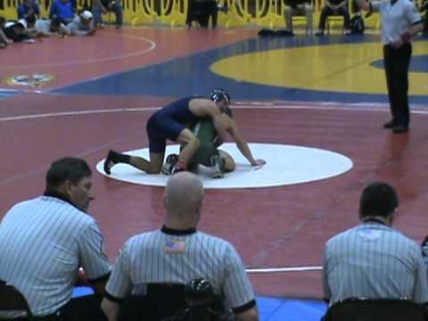 Memo Lopez Morse vs Daniel Garcia Poway Semi finals 2015 SD Masters