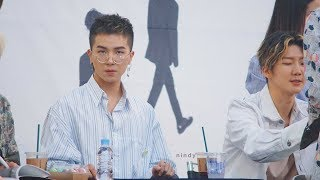 Video This is how WINNER reacted when they noticed fans wearing short skirts at their fansign download MP3, 3GP, MP4, WEBM, AVI, FLV Juni 2018