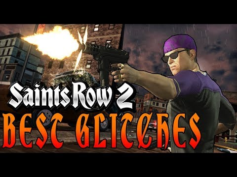 Saints Row 2 Best Glitches