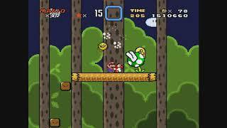 Let's Play Classic Mario World 2: The Great Alliance [SMW-Hack] - Part 14 - Bugs machen sich breit