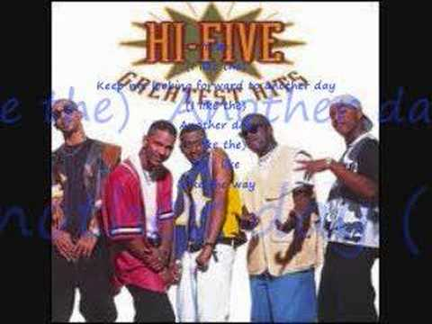 Hi-Five- I like the way(Kissing Game)