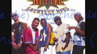 Hi-Five- I like the way(Kissing Game)