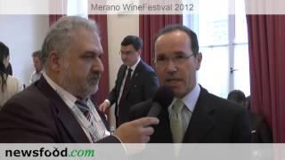 Cantine Pellegrino 1880 al Merano Wine Festival: Emilio Ridolfi