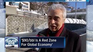 World Economic Forum 2019: The IEA Chief Interview