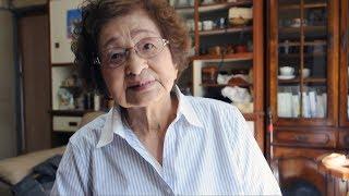 語り継ぐ戦争 富山の農民運動家の娘・北山郁子さん