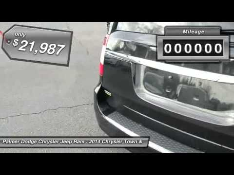 2014 CHRYSLER TOWN & COUNTRY Roswell, GA P7809