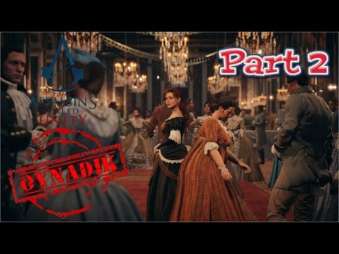 Assassin Creed: Unity The Estates General and High Society (100% Sync)