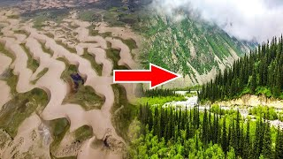 China's Unbelievable Desert Farming That Shocked The World