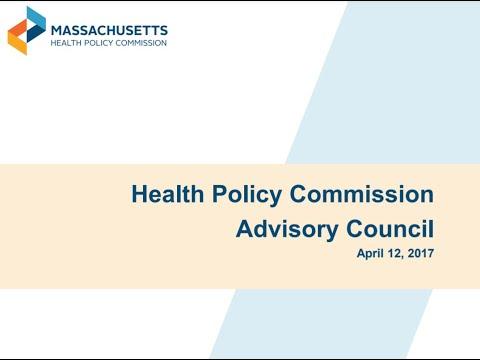 HPC Advisory Council Meeting - April 12, 2017