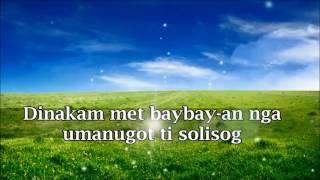 AMAMI - Ilocano version cover by Vhen Bautista with Lyrics