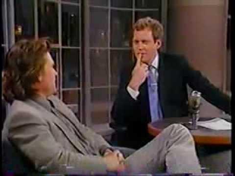 Kurt Russell The David Letterman Show