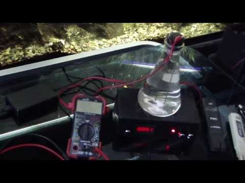 Part 3 BigBear Colloidal Silver Generator-Reverse Polarity-Constant Current-Magnetic Stirrer