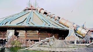 Disneyland Paris - Space Mountain Mission 2 - Expérience Complète
