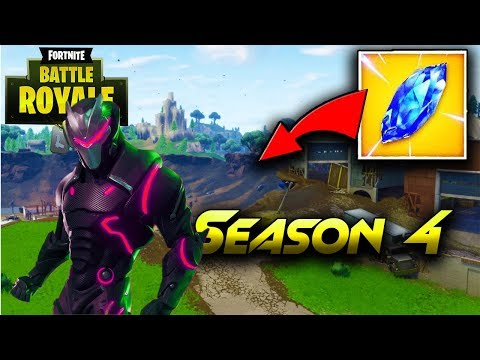 Fortnite ZERO GRAVITY GEMS!!!