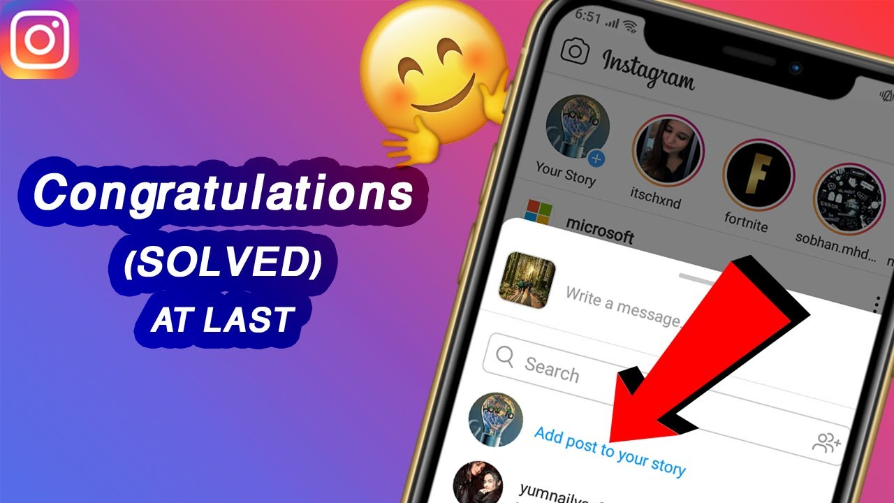 CONGRATULATIONS! iPhone Users