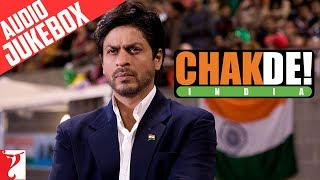 Chak De India Audio Jukebox | Full Songs | Salim | Sulaiman | Shah Rukh Khan